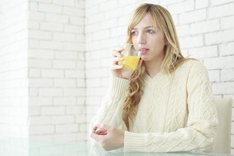 【ミニコラム】美容ドリンクの効果的な飲み方