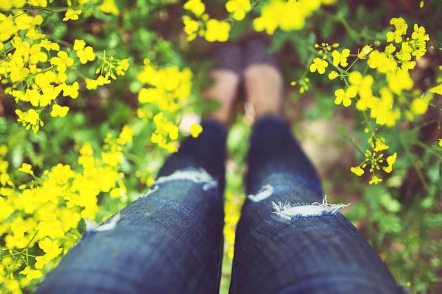 足からフーレセラピーする理由、血流が良くなり肌もワントーン明るく