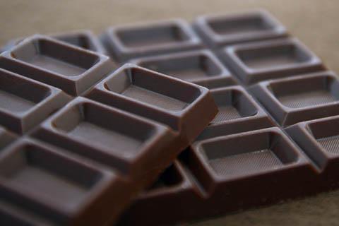 チョコレート・ナッツ