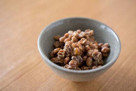 美肌作りの食べ物 納豆