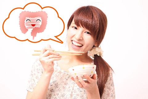 キレイな腸が美肌をつくる! 腸内環境を整える食事をしよう