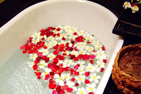 水分代謝の改善1 入浴