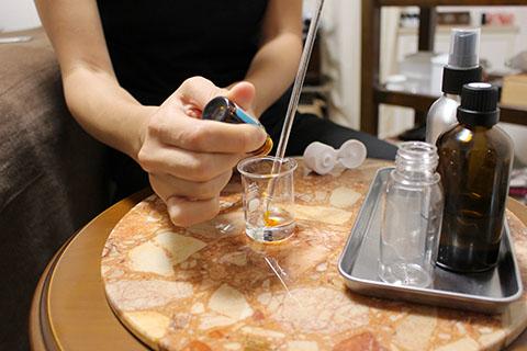 手作り化粧水の簡単レシピ1
