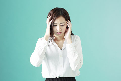 自律神経の乱れで出やすい肌荒れの症状