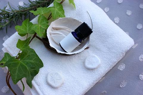 手作りアロマ香水の材料 精油