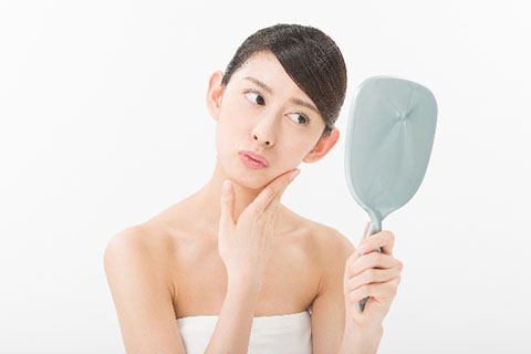 酵素の働きと肌の関係