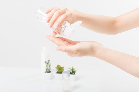 3) 化粧水の役割