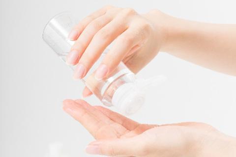 化粧ノリを良くする方法 スキンケア(化粧水)