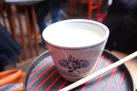 ゴルゴ線の解消法(甘酒)