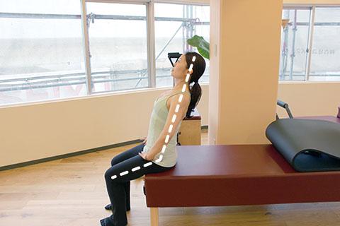 正しい座り方の姿勢の見つけ方3