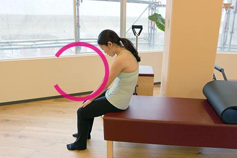 正しい座り方の姿勢の見つけ方4