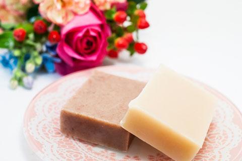 手作りアロマ石鹸(石けん)の魅力
