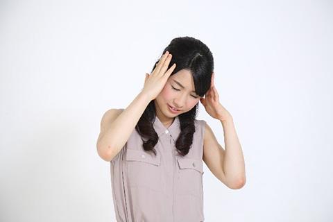 頭皮のコリの原因