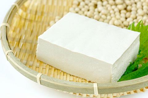 乾燥肌に良い食べ物 植物性タンパク質の含まれている食べ物