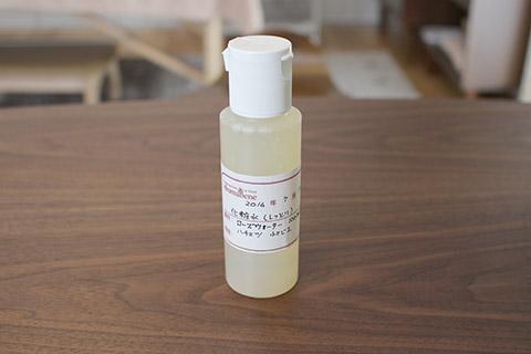ハーブウォーター(フローラルウォーター)の使い方2. 手作り化粧水