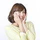 顔のむくみをとる!乳液等の付け方を変えるだけの簡単な方法