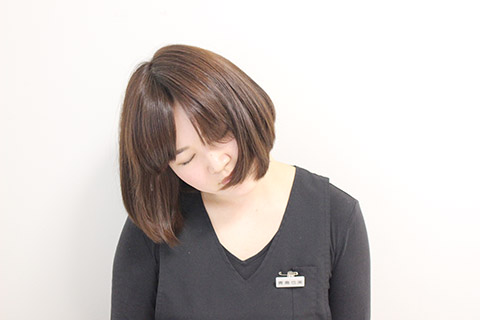 首のこりを取る方法(首のストレッチ)6