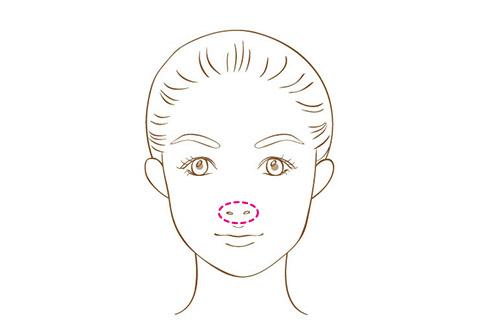 「鼻が大きい…」のは小鼻による印象も関係している
