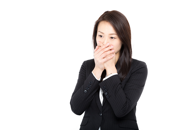 口元のしわは乾燥などから来る!3つの原因と改善のポイント