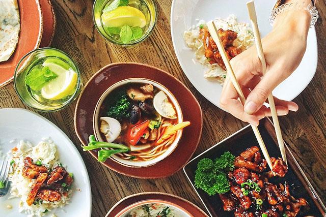 健康・美容に効果的な食事の食べ方は?驚愕の食べる順番とは