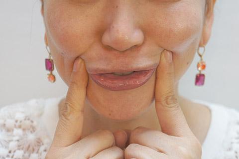 鼻の下を短くする方法