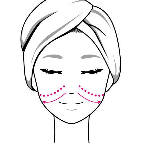顔痩せの方法