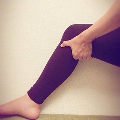 足のむくみをとるマッサージ
