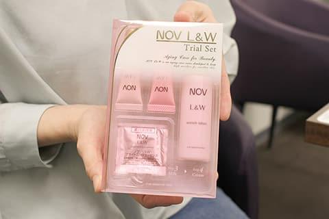 ノブL&Wの効果を専門家が評価!美容セラピストが試した口コミ